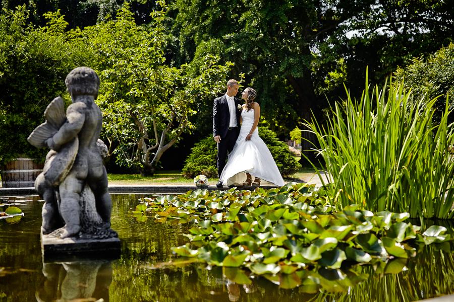 Hochzeitsfotos Botanischer Garten Karlsruhe Hochzeitsfotograf Gokhan Orhan